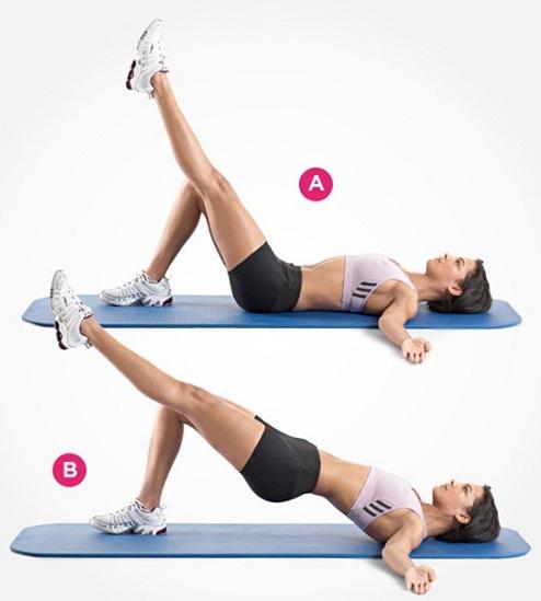 Cách giảm size bắp chân 4cm