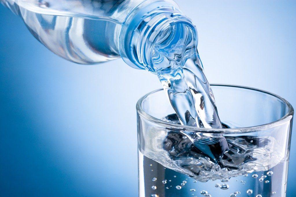 giảm cân bằng uống nước lọc