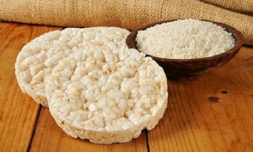ăn bánh gạo có mập không