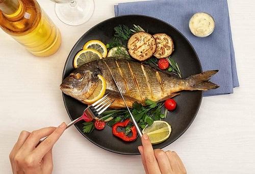 ăn cá gì giảm cân