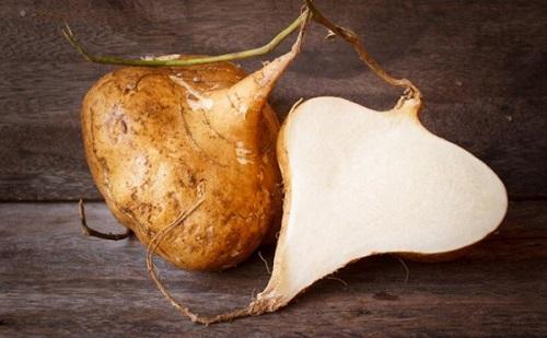 ăn củ đậu giảm cân