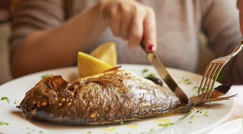ăn nhiều hải sản có béo không