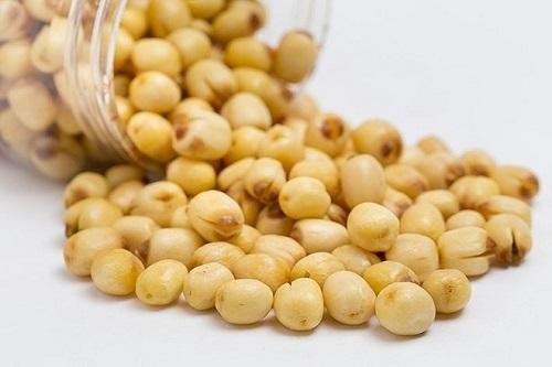 ăn hạt sen tươi có tốt không