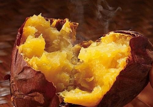 ăn khoai lang để giảm cân