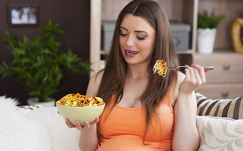 ăn mì tôm có tăng cân không