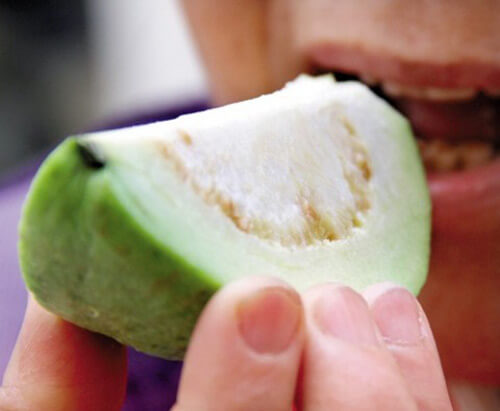 ăn ổi giảm cân
