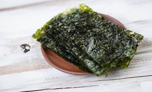 ăn rong biển có giảm cân không