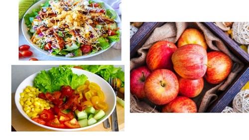 Ăn táo giảm cân buổi sáng