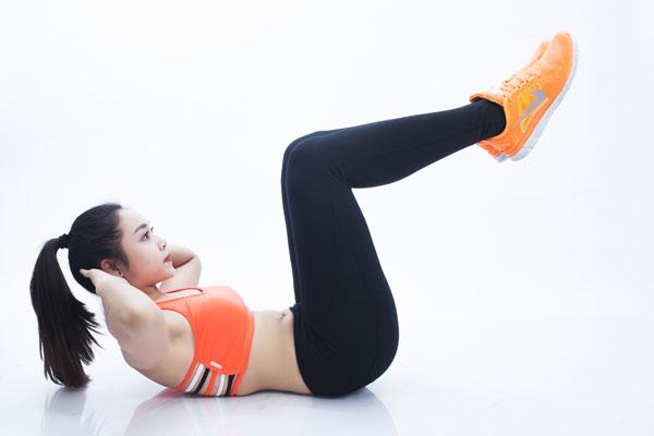 Tổng hợp các bài tập giảm mỡ bụng sau sinh hiệu quả cho các mẹ3