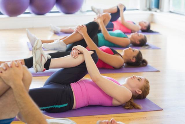 Tổng hợp các bài tập giảm mỡ bụng sau sinh hiệu quả cho các mẹ5