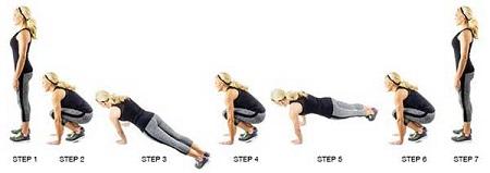 bài thể dục giúp giảm cân 5