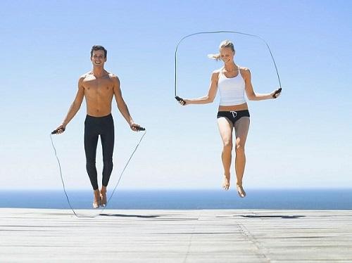 bài tập thể dục eo thon bụng nhỏ