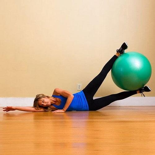 bài tập thể dục giảm mỡ đùi