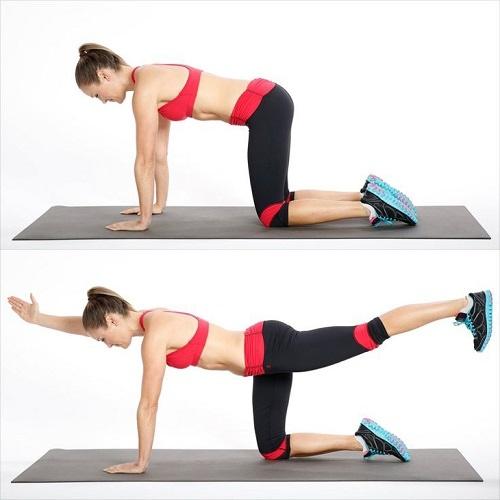 bài tập thể dục giảm cân toàn thân 5
