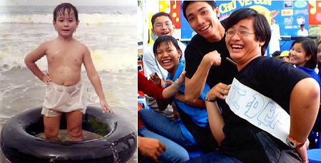 Bí quyết giảm cân của Hà Anh Tuấn