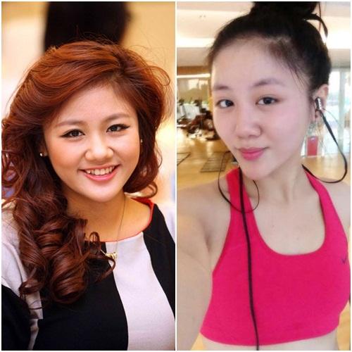 Tiết lộ bí quyết giảm mỡ bụng của sao Văn Mai Hương