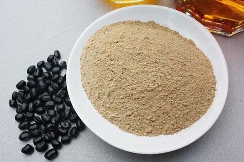 bột đậu đen giảm cân