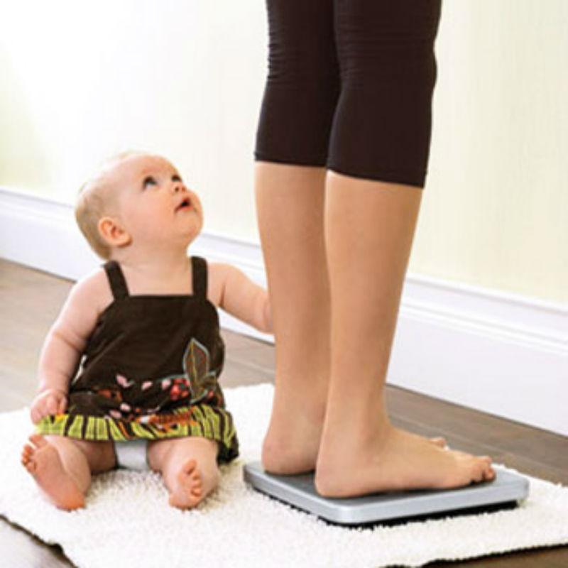 giảm cân thành công sau sinh