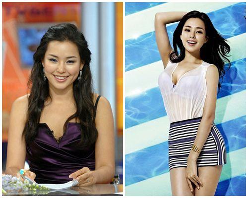 Cách giảm cân của sao Hàn - Lee Ha Nui