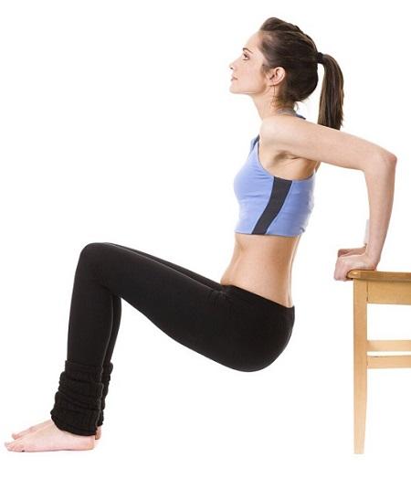 bí quyết giảm mỡ bắp tay 2