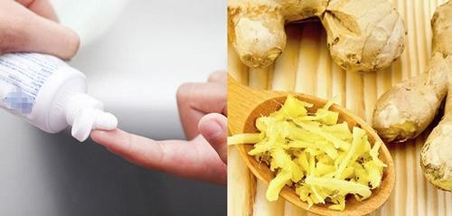 cách giảm mỡ bụng bằng kem đánh răng