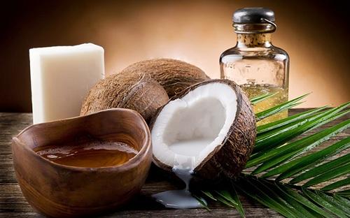 Cách đánh tan mỡ bụng dưới bằng dầu dừa