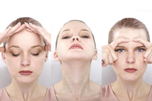 cách làm tan mỡ mặt