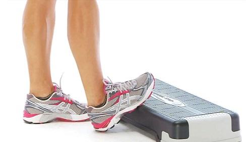 cách làm thon bắp chân