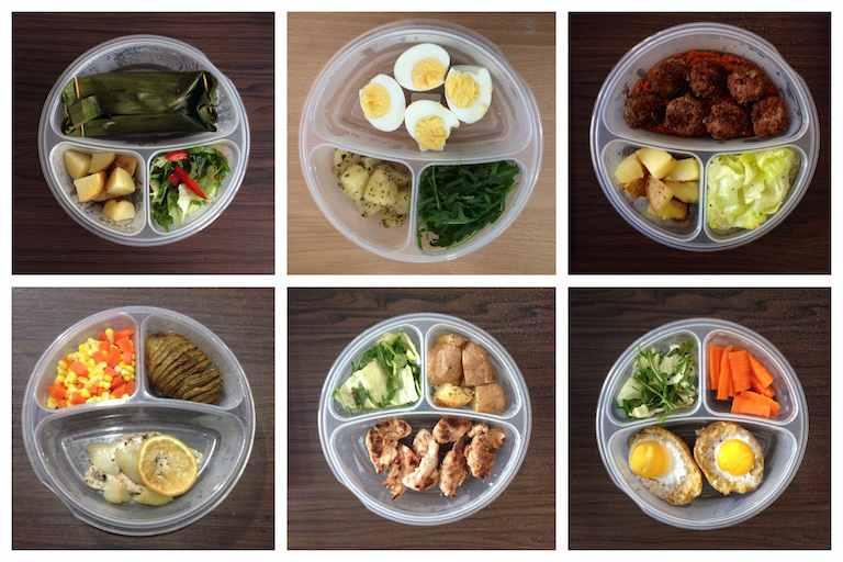 chế độ dinh dưỡng cho người giảm mỡ bụng 1