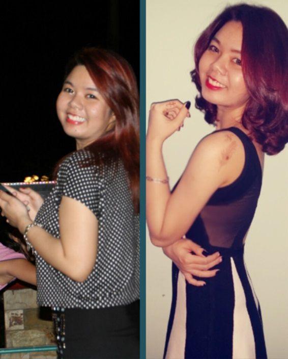 chế độ dinh dưỡng cho người giảm mỡ bụng