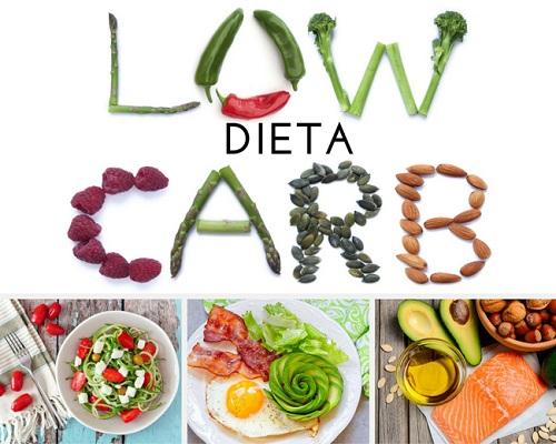 chế độ lowcarb giảm cân