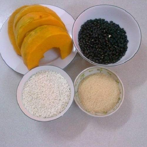 cơm đậu đen giảm cân