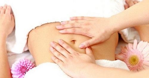 dầu dừa massage giảm cân
