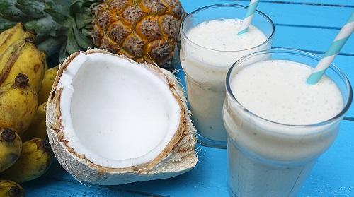 dầu dừa uống giảm cân