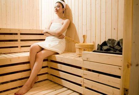 Giảm mỡ bụng nhanh bằng cách xông hơi có thực sự hiệu quả?65