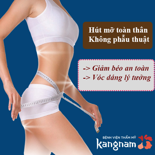 giảm béo toàn thân hiệu quả