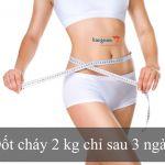 3 cách giảm cân nhanh nhất trong 3 ngày đốt cháy 2kg cho nam và nữ