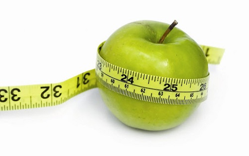 giảm cân bằng táo ta