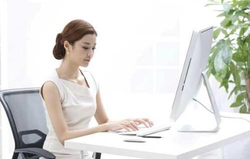 giảm cân hiệu quả cho nữ văn phòng
