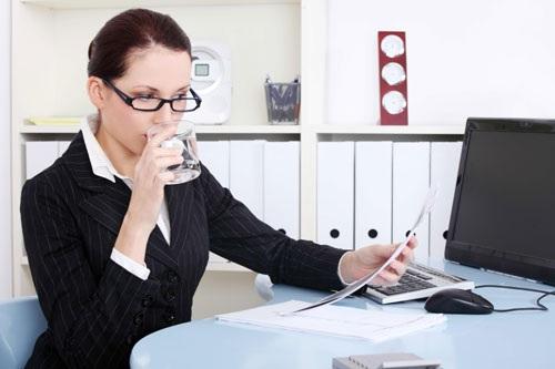 giảm béo cho nữ văn phòng
