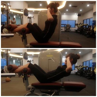 Hướng dẫn các bài tập gym cho nữ