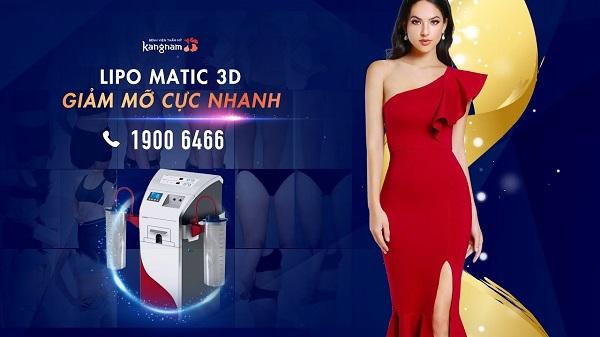 giảm cân Lipo Matic 3D