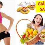 Bật mí phương pháp giảm cân sau tết Nhanh – Hiệu quả trong 1 tháng!