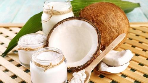 giảm cân với dầu dừa