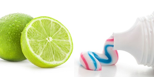 giảm mỡ bụng bằng kem đánh răng