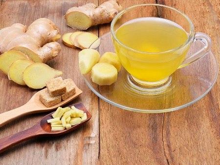 cách giảm cân với trà xanh