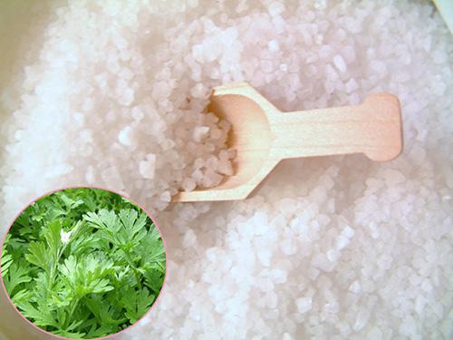 cách giảm cân bằng muối