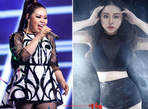 """Cô ca sĩ thừa cân giảm 15kg – """"Lột xác"""" ngoạn mục về ngoại hình"""