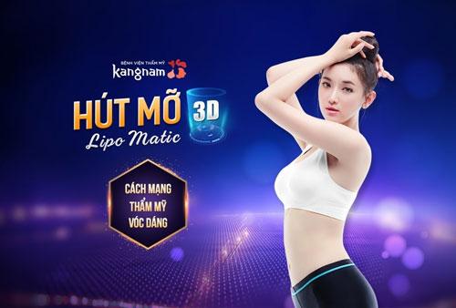 hút mỡ nách Lipo Matic 3D