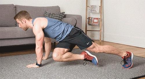 lắc hông giảm mỡ bụng